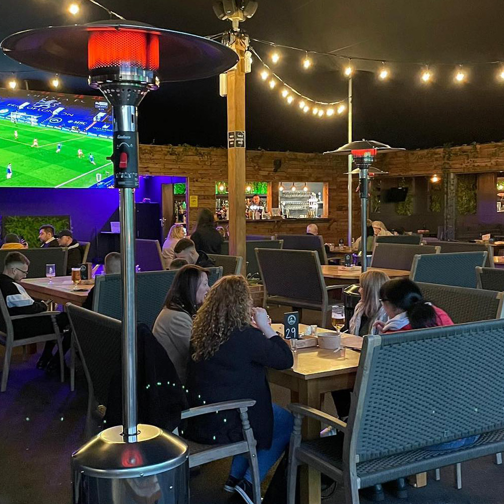 Big Screen Watch Football & other matches
